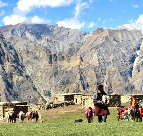 Jumla-Rara Through Sinjha Valley