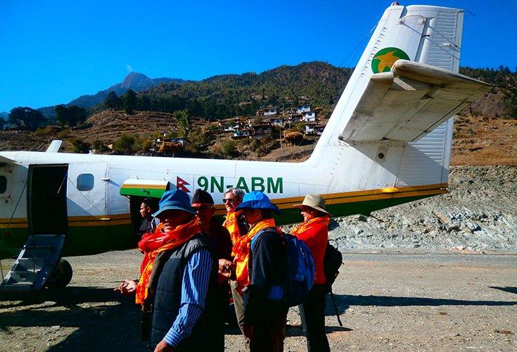 Juphal Fly Nepalgunj Kathmandu Image