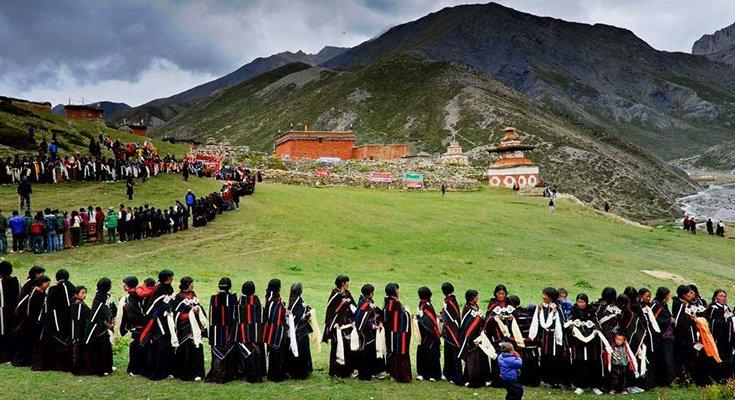 Nangdala HC- Shey Gompa Image
