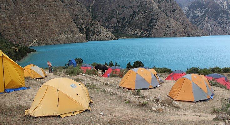 Phoksundo Lake Image