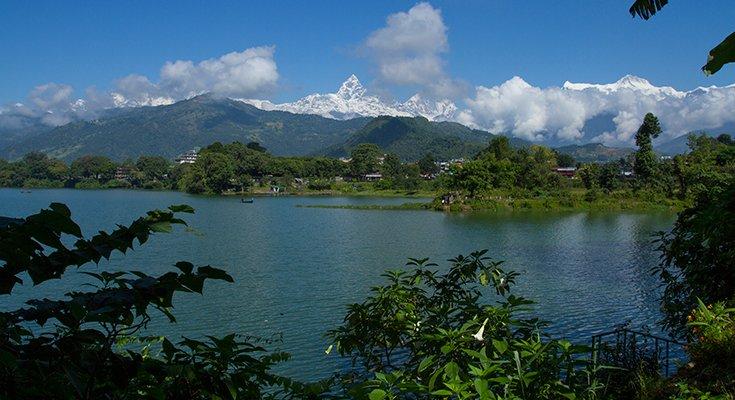Pokhara Nepal Image