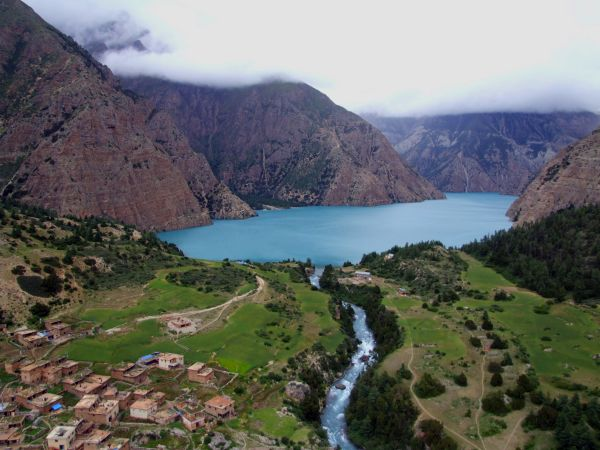 Tse Phoksundo Dolpa Nepal Gorakh Bista 2