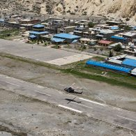 jomsom airport mustang image
