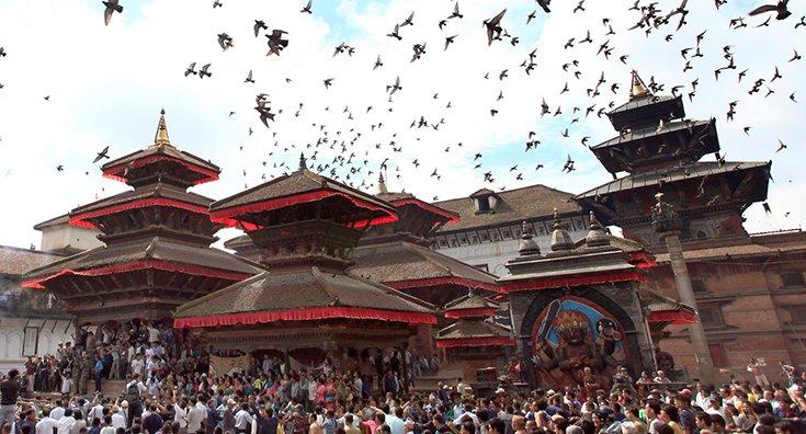 kathmandu Durbarsqure image
