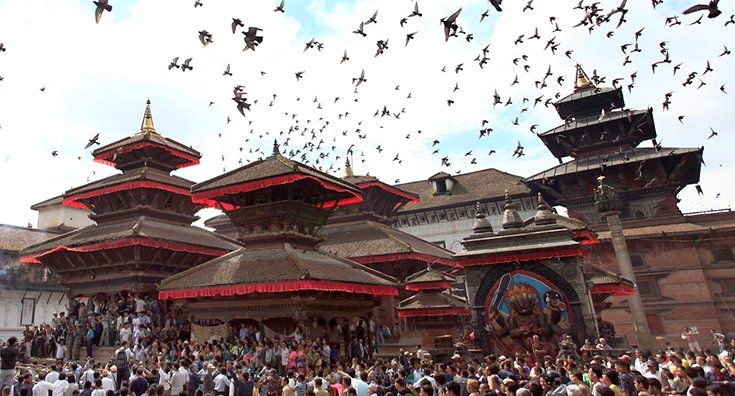 kathmandu Durbarsquare Image