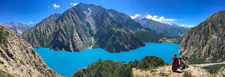phoksundo lake Dolpo Gorakh image
