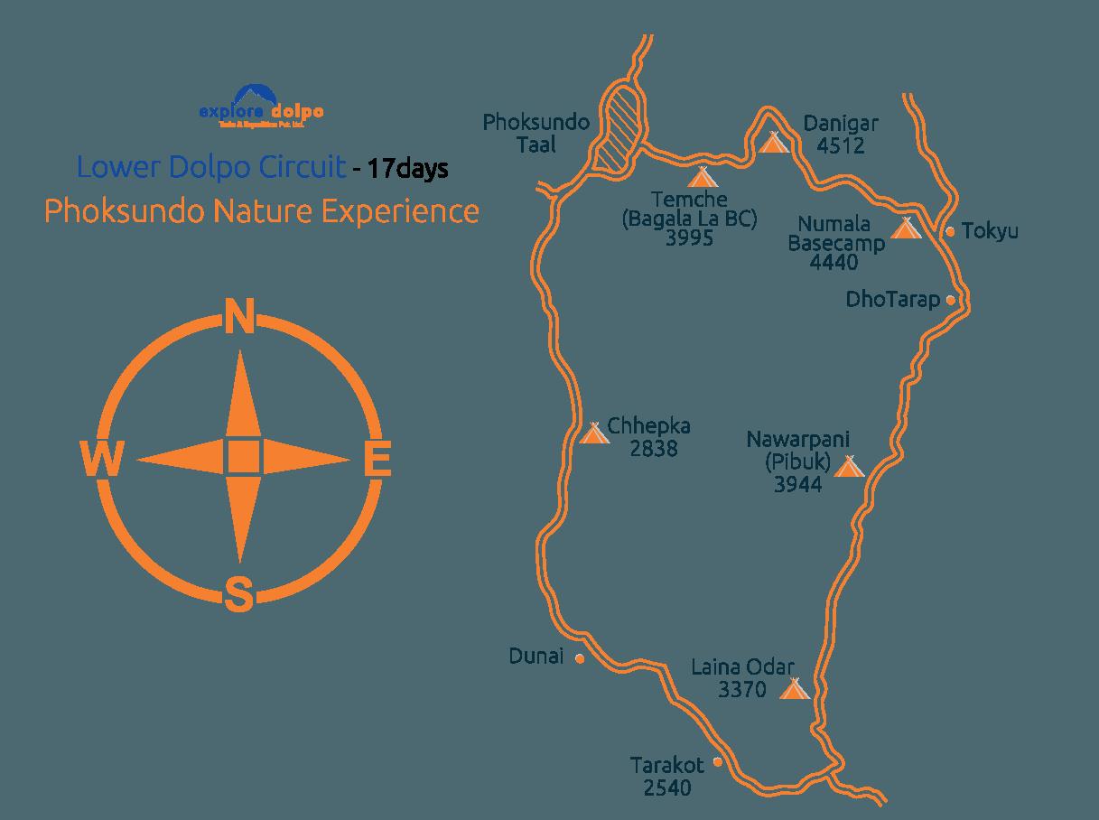 phoksundo nature experience circuit