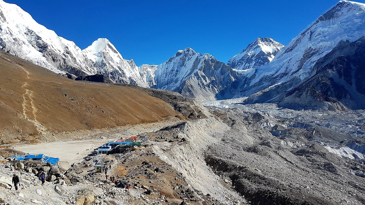 everest base camp nepal